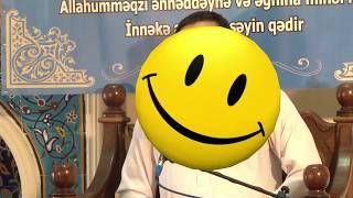 Hacı Şahinin  məzəli zarafataları )))
