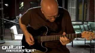Devin Townsend Masterclass: GuitarMessenger.com