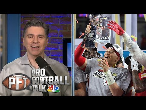 How Many Super Bowls Should Patrick Mahomes Win? | Pro Football Talk | NBC Sports