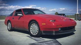Идеальный Nissan 300ZX. Вложил в машину в 3 раза больше, чем она стоит. Первое видео на английском.
