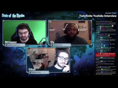 State of the Realm #108 - Twinfinite Interview & Analyzing Hydaelyn!