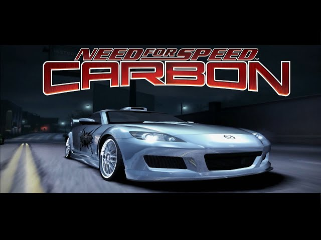 Need For Speed Carbon // Pc // Modo Carreira #4