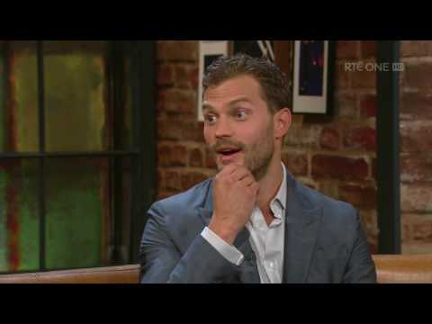 Jamie Dornan remembers his modelling career | The Late Late Show | RTÉ One