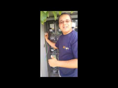 Instalação Do Filtro Capacitivo BITBOX - Economize Em Até 40% Na Sua Conta De Energia.