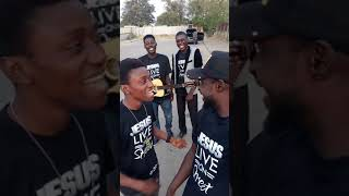 Mellifluous Muzik a freestyle as we prepare to shoot a video for Toys by Jubal. Abuja Nigeria 2018