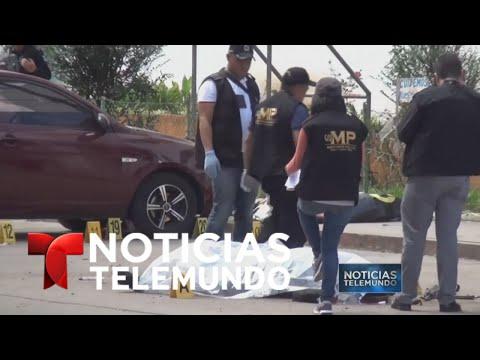 Siete muertos tras balacera en hospital en Guatemala | Noticiero | Noticias Telemundo