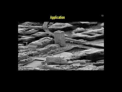 High Density Laser Scanning (LiDAR) Data Dublin: Application