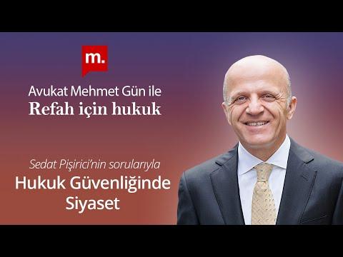 Refah İçin Hukuk - 17 - Hukuk Güvenliğinde Siyaset (Medyascope TV - 22 Haziran 2021)