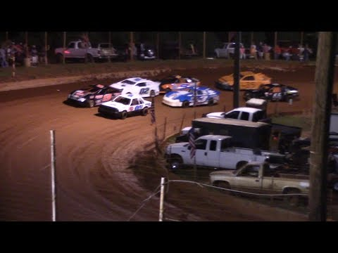 Winder Barrow Speedway Stock 4 Cylinders A's Feature Race 7/27/19