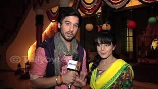 Bihan and Thapki aka Manish and Jigyasa's FUN BYTES