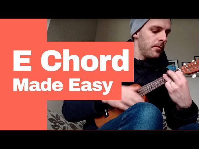 E Chord On Ukulele Learn How To Play It Ukulele Go