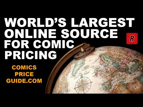 Discussing Comic Book Pricing with ComicsPriceGuide.com | Comic Book Pricing