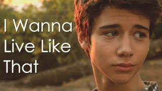 Uriah Shelton - I Wanna Live Like That [Lyric Video]