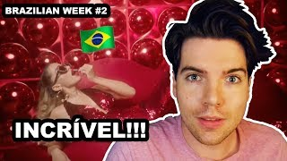 anitta indecente live reaction brazilian week 2