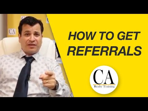 Ep. 42: What Is A Real Estate Referral System? | How To Build One