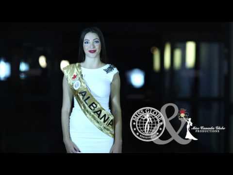 Miss Globe 2015 - Albania