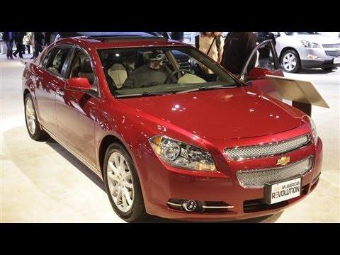 Malibu Tops List Of Most Recalled GM Cars
