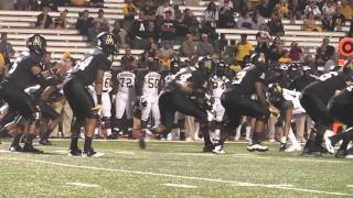 Mountaineer Football Highlights 2013 - North Carolina A&T versus Appalachian State