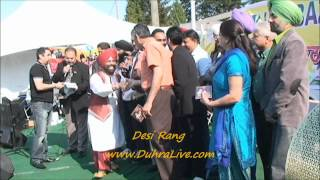 Released  Sultan Aukhtar CD on Punjabi Bazar Surrey - Delta by Duhra Live