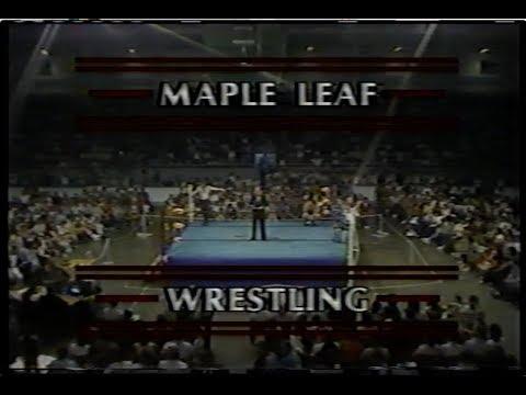 Maple Leaf Wrestling - Oct. 26, 1985 - W/O/C