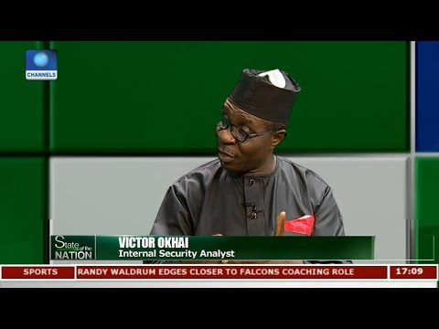 Experts Offer Ideas For Dealing With Insecurity In Nigeria Pt 2 | State Of The Nation |