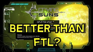 Crying Suns -- FTL Style RogueLite Game First Look