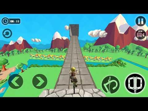 Fearless BMX Rider 2019 - BMX Speed Bike Racing Games - Android Gameplay FHD #4
