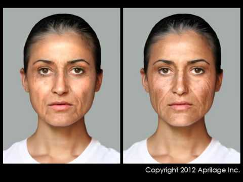 facial effects of smoking