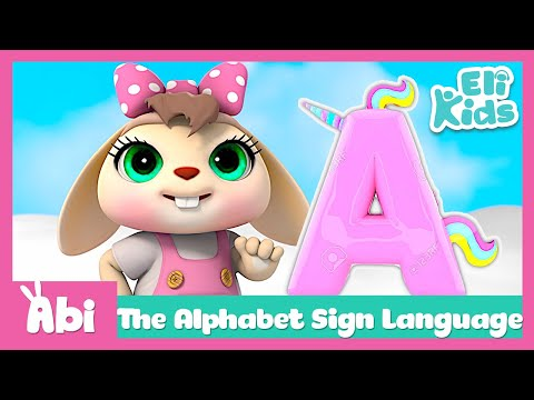 the-alphabet-sign-language-|-asl-|-eli-kids-song-&-nursery-rhymes
