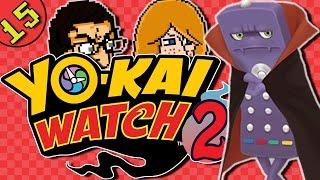 Yo-Kai Watch 2 English Gameplay | Let's Play Fleshy Souls Part 15 - Video Game Party