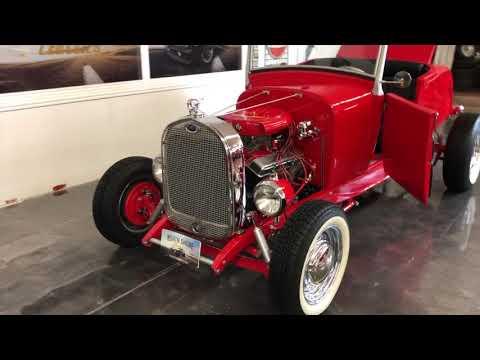 1928 Ford Hot Rod / Street Rod - STEEL FRAME/FIBERGLASS BODY - CUSTOM DASH - FOR SALE