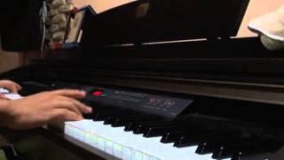 Tasha Manshahar - Be Mine (piano cover)