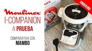 moulinex i companion a prueba y comparativa con cecotec mambo