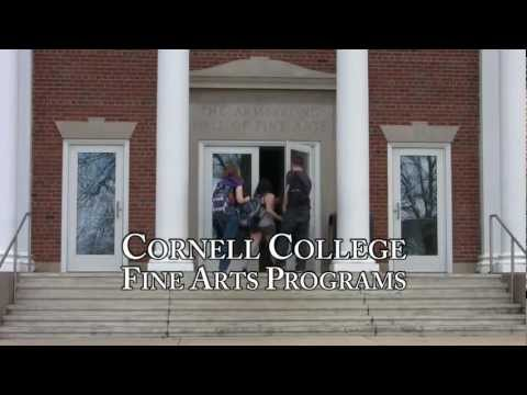 Fine Arts at Cornell College