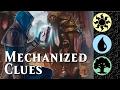 Magic Duels AER 4. Bant ** Mechanized Clues **