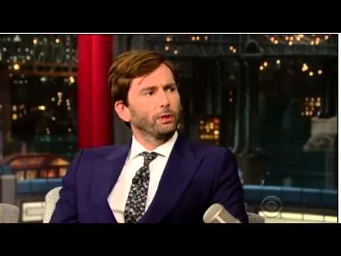 Download Youtube: David Tennant On US Chat Show Late Show With David Letterman