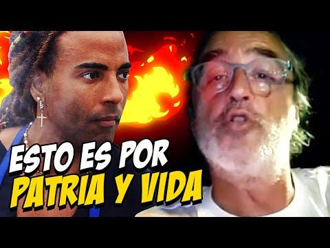 Reapareció El Chema Vs Yotuel !!! 🔥 Declaraciones Muy Fuertes Sobre Russo Y Roldan 😱