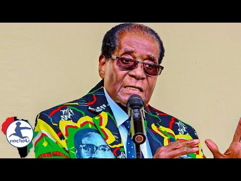 This Speech of Robert Mugabe Just Got him Ousted From Power