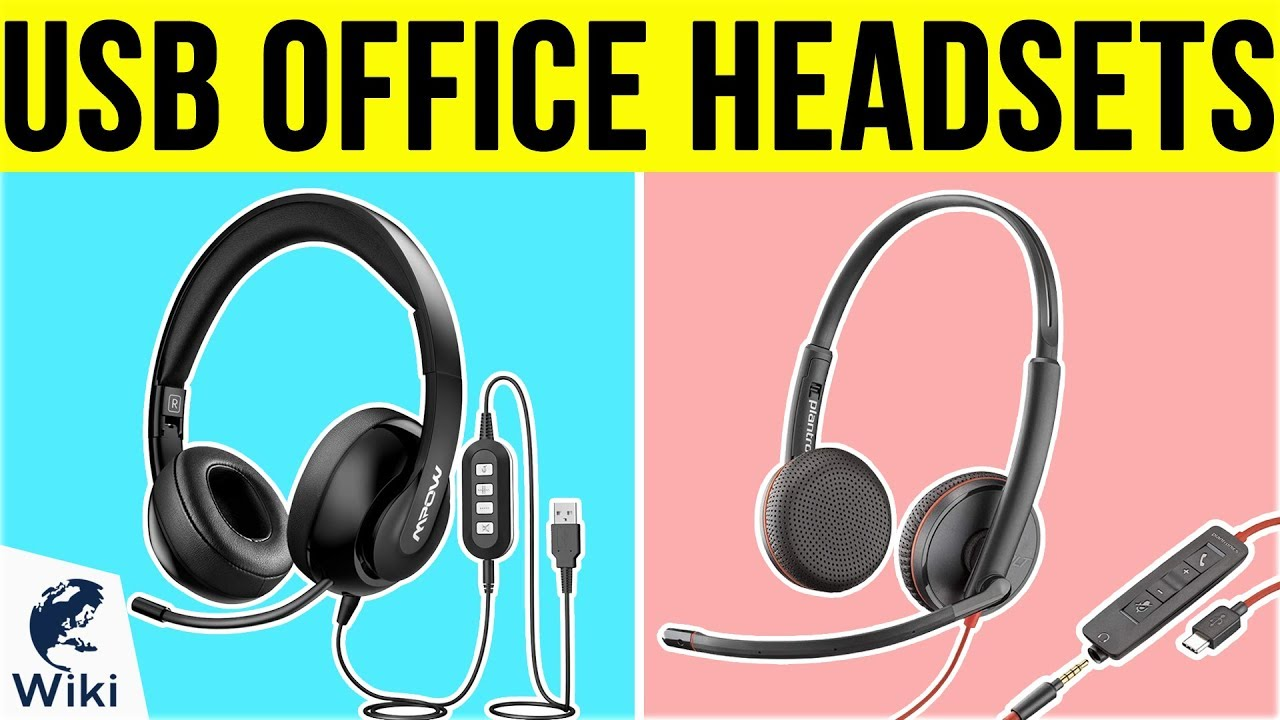 Best Office Headsets 2019 10 Best USB Office Headsets 2019   YouTube
