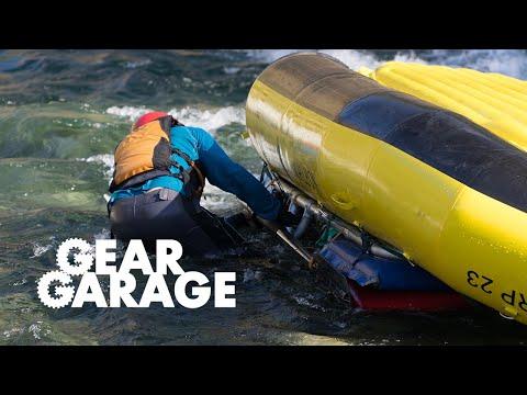 Gear Garage Ep. 79: Flipping A Gear Raft