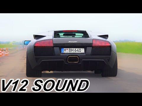 Lamborghini Murcielago Sound V12 IPE Acceleration SCC500 Lahr Innotech Performance Exhaust