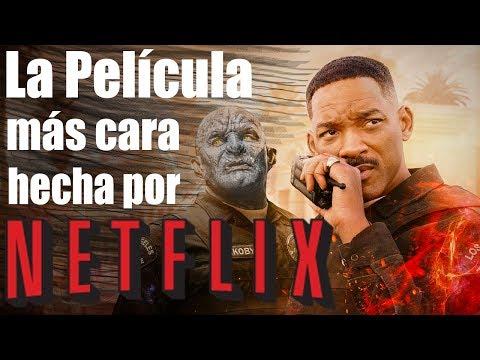 LA PELCULA MS CARA HECHA POR NETFLIX | Bright - Review