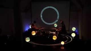 DRUM PHASE no. 3 (snippet) // 2013 // Don Li, Rico Baumann, Simon Baumann