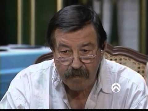 Ricardo Rocha entrevista a Günter Grass
