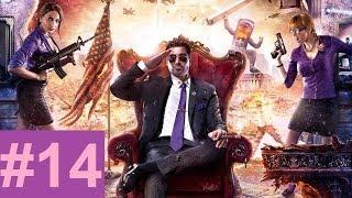 Saints Row 4 #14 عصبو الفضائيين