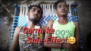 Garmi Ke Side-Effects | summer | SayyedTalha |