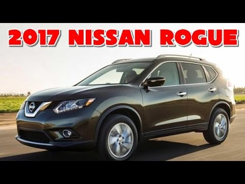2017 Nissan Rogue Redesign Interior And Exterior