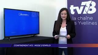 Yvelines | Confinement 2 : Mode d'emploi