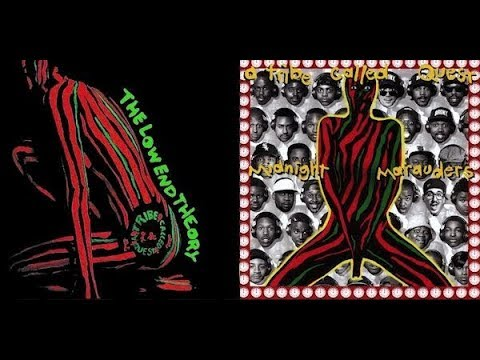 Low End Theory vs Midnight Marauders w/@Tweetrhymeslife | the 12Kyle Podcast