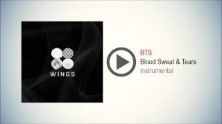 Download lagu BTS 방탄소년단 피 땀 눈물 Instrumental MP3